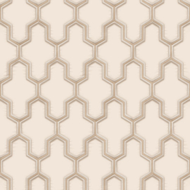 Dutch Wall Fabric behang Geometric WF121022