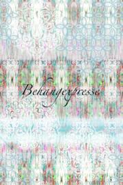 Behangexpresse COLORchoc Wallprint Wilder Glitch INK 6061