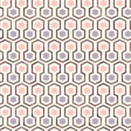 Noordwand Good Vibes behang Hexagon GV24291