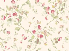 Cole & Son Botanical behang Sweat Pea 100/6028