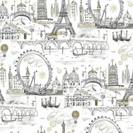 York Wallcoverings A Perfect World behang KI 0584 Novelty Euro Scenic