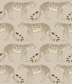 Cole & Son Ardmore Collection behang Leopard Walk 109/2012