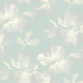 York Wallcoverings Candice Olson Tranquil behang Midnight Blooms SO2475