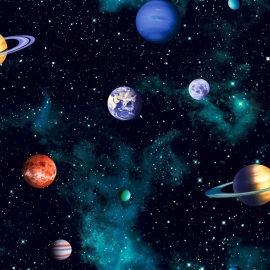 Arthouse Imagine Fun Cosmos behang 668100