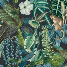 Dutch Wallcoverings Jungle Fever behang Amazon JF2202