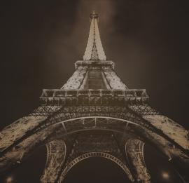 Dutch DigiWalls City Love Fotobehang Paris CL05C