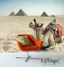 Eijffinger Wallpower Wanted Camel Light 301611