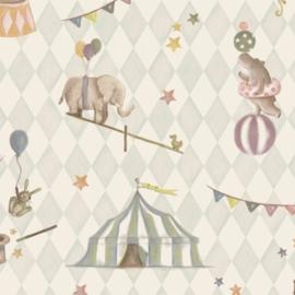 BN Doodleedo behang Join The Circus 220742