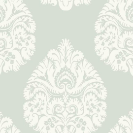 York Wallcoverings Ronald Redding 24 Karat behang Teardrop Damask KT2145