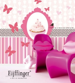 Eijffinger Wallpower Wanted Cupcake 301658