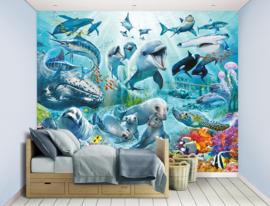 Walltastic 3D Onderwaterkamer
