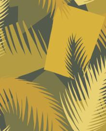 Cole & Son Geometric II behang Deco Palm 105/8035