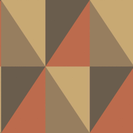 Cole & Son Geometric II behang Apex Grand 105/10041