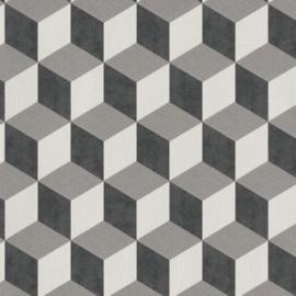 BN Cubiq behang Cube 220362