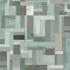 Origin Matières-Wood behang 337225