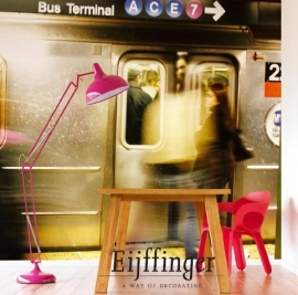 Eijffinger Wallpower Next Subway 393065