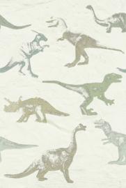 Eijffinger Wallpower Junior 364153 Dino Fossils Beige
