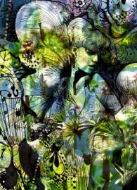 Komar Fotobehang Aphrodite´s Garden 4-915