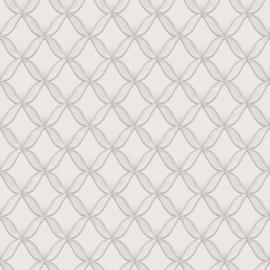 Dutch Fabric Touch behang Circle Geometric FT221221