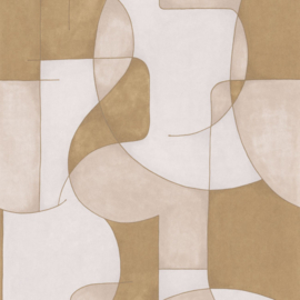 Casadeco Gallery behang Op'art GLRY 86091302