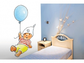 Sweet Collection by Monica Maas | Bobbi with a Blue Balloon 5020A