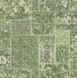 Dutch Restored Vintage Carpet behang 24061