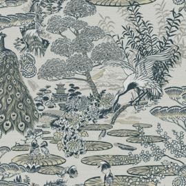 Arte Curiosa behang Lotus 13502