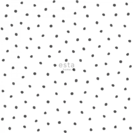 Esta Home Little Bandits Polka Dot behang 138934