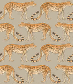 Cole & Son Ardmore Collection behang Leopard Walk 109/2010