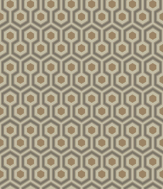 Cole & Son The Contemporary Collection behang Hicks' Hexagon 95/3017