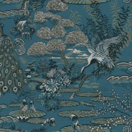 Arte Curiosa behang Lotus 13500