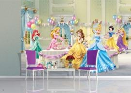 AG Design Fotobehang Disney Princess Celebrate FTD2224