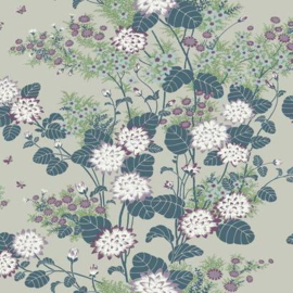 York Wallcoverings Florence Broadhurst behang Chinese Floral FB1411