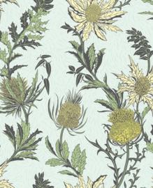 Cole & Son Botanical behang Thistle 115/14042