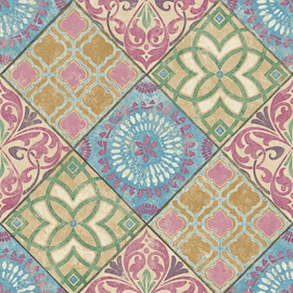 Dutch First Class Maui Maui behang Tile TP80301