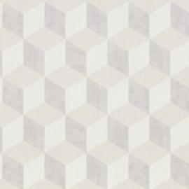 BN Cubiq behang Cube 220363