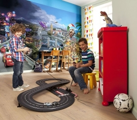 Disney/Pixar Fotobehang Cars World 8-400
