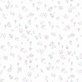 York Wallcoverings A Perfect World behang KI 0520 Watercolor Floral
