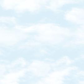 Noordwand Just 4 Kids 2 behang Wolken G56533