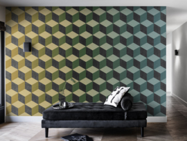 BN Cubiq Mural Fading Cube 200416