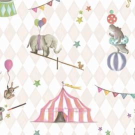 BN Doodleedo behang Join The Circus 220740