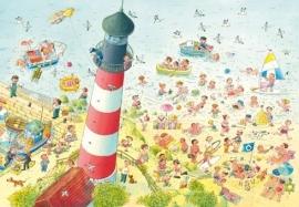 XXL Wallpaper Lighthouse 0351-3
