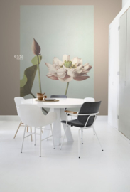 Esta Home Blush PhotowallXL Lotus Flower 158890