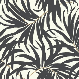 York Wallcoverings Ashford Tropics behang AT7056 Bali Leaves