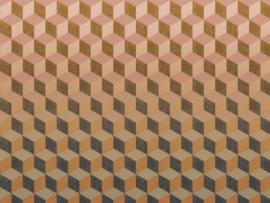 BN Cubiq Mural Fading Cube 200418 DX