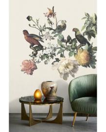 Eijffinger Museum Wallpower 307401 Big Birds Cream