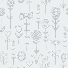Behangexpresse Morris & Mila behang Candy Florals 27189