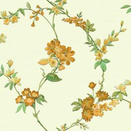 Dutch Fabric Touch behang Flower FT221212