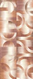 Khrôma Prisma behangpaneel Leonardo Rust DGPRI1023