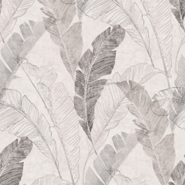Dutch Myriad behang Capri Tropical Leaf Motif MY 2203